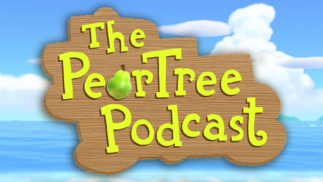 Logo for Pear Tree Podcast